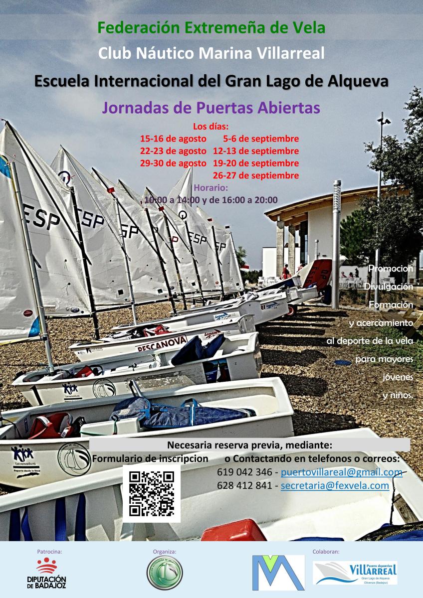 Escuela Internacional del Lago de Alqueva – 2020 – Jornadas de puertas abiertas