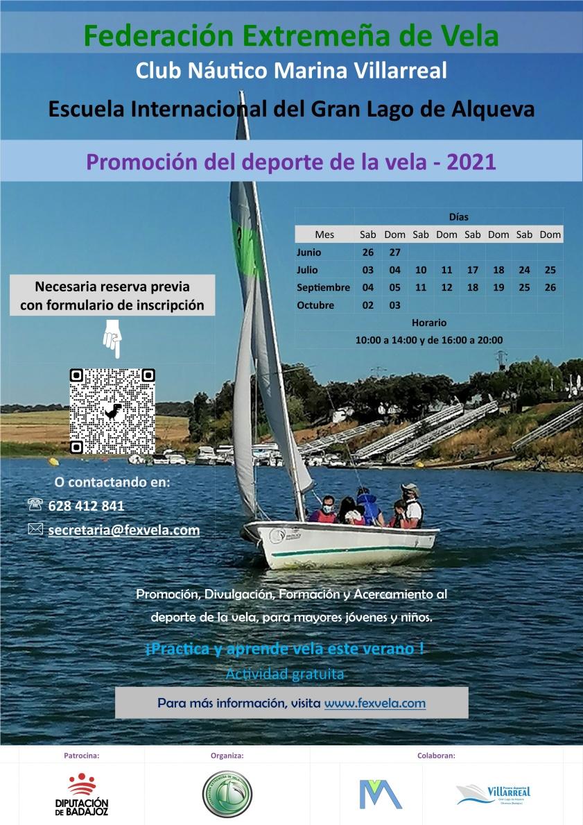Escuela Internacional del lago de Alqueva – 2021